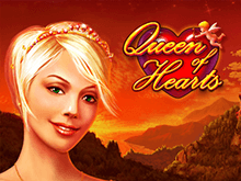 Queen Of Hearts в казино Вулкан 24