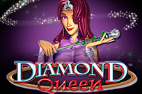Автомат Diamond Queen в казино Вулкан 24
