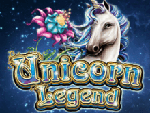 Unicorn Legend в игровом казино с выводом на карту