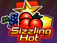 Sizzling Hot на зеркале Вулкан