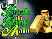 Break Da Bank Again на зеркале клуба
